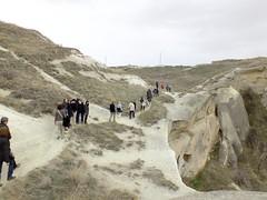 Cavusin, Capadocia, Turquía