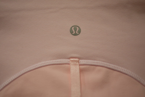 Lululemon wee stripe white blush quartz
