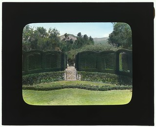 """Piranhurst,"" Henry Ernest Bothin house, 371 Cold Spring Road, Montecito, California. (LOC)"