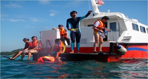 SnorkelingatKukusIsland