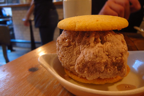 Meatball Shop Ice Cream Sandwich
