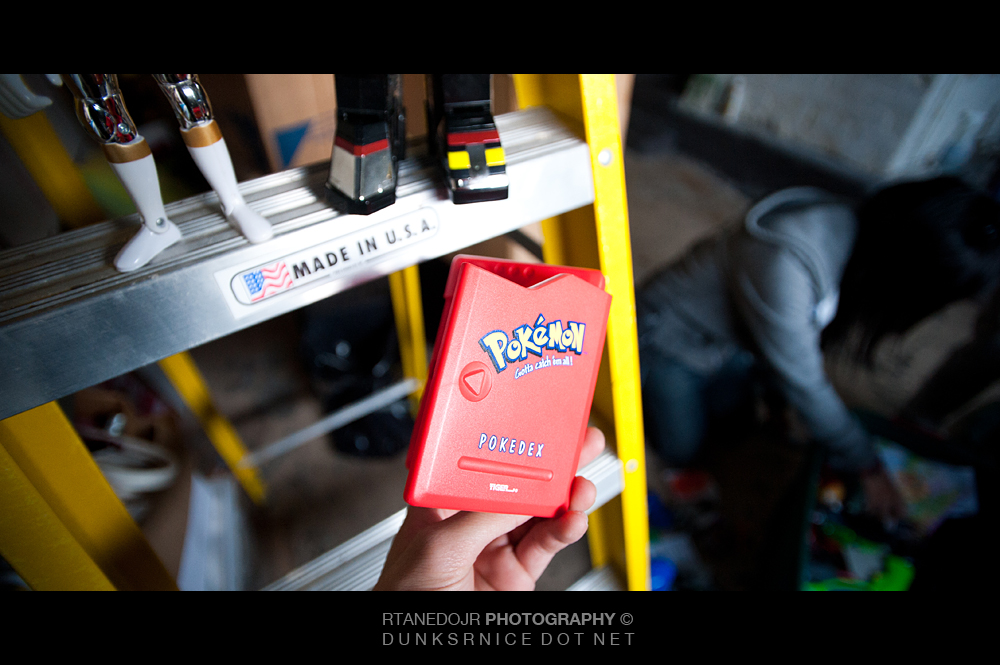 Pokedex.