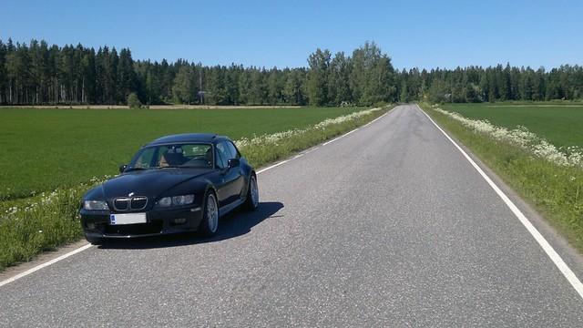 M54B30 Z3 Coupe   Black Sapphire   Walnut