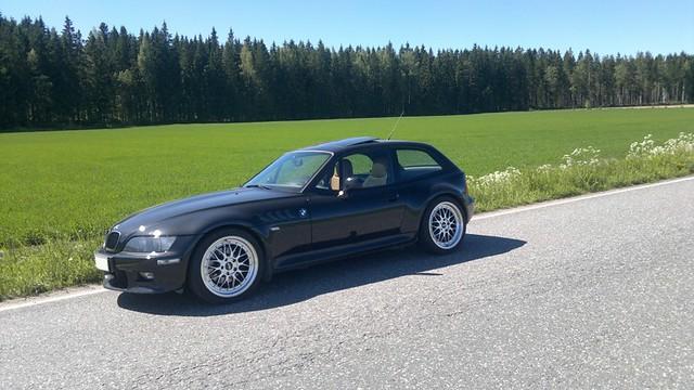 M54B30 Z3 Coupe | Black Sapphire | Walnut