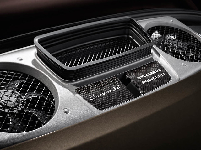 Performance Enhancement 911 Carrera S