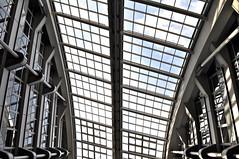 Glass Ceiling - Ludwig Erhard Haus