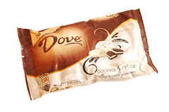 Dove Cookies and Creme