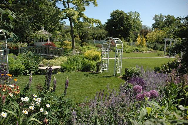 Queens Botanical Gardens Flickr Photo Sharing