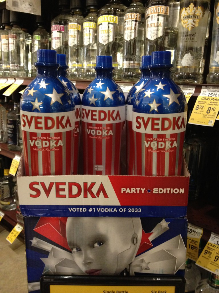 Fourth of July & Summer Products: Svedka Vodka Party Edition