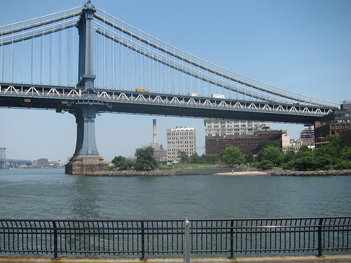 DUMBO, Brooklyn Bridge, NYC. Nueva York