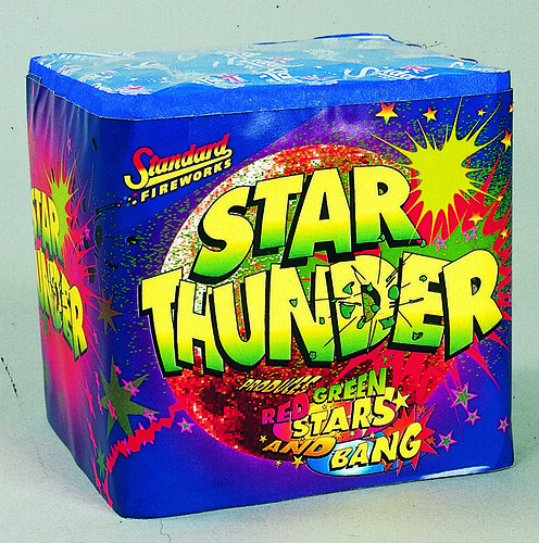Star thunder Barrage