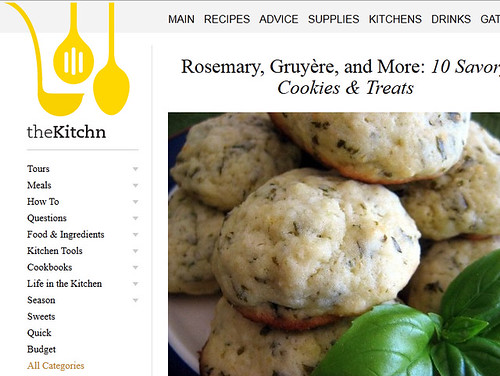 Rosemary, Gruyère, and More 10 Savory Cookies & Treats  The Kitchn