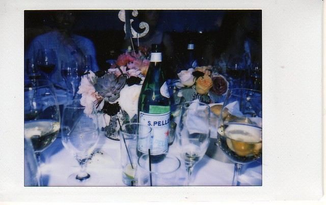 Instax Mini: Wedding at the Chicago Art Institute