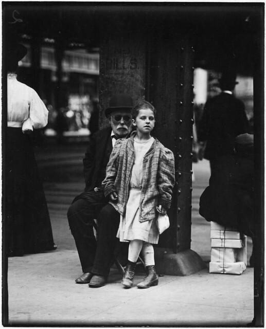 Mendicants. New York City, July 1910