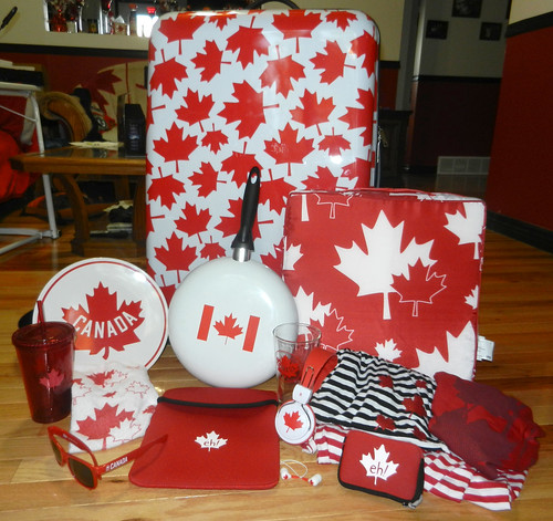 Canadian Loot 2012