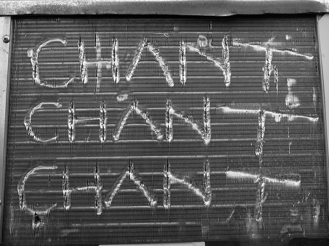 chant 3x