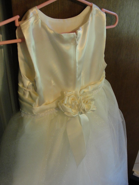 Restyled Flower Girl Final Dress 1