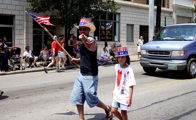 Northside 4th of July Parade 2012