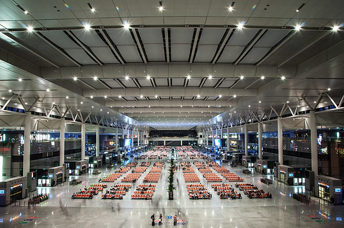 Hongqiao Station Hall (Shanghai)