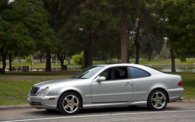 2002 mercedes benz clk430 amg coupe silver fvl 008 flickr photo sharing. Black Bedroom Furniture Sets. Home Design Ideas