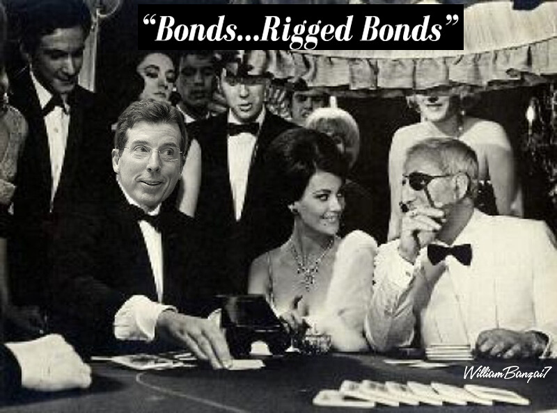 JAMES BOND 00.LIBOR