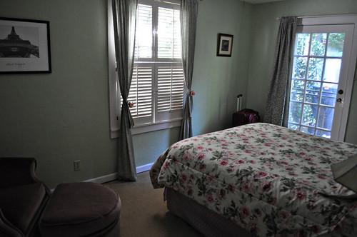 Master Bedroom at Kenwood Cottage