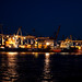 Nachschicht im Hamburger Hafen