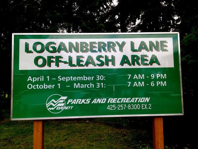 loganberry sign