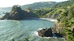 Cove near Arch Rock, Oregon