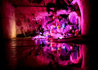 The Majesty, Old Vic Tunnels - Pink