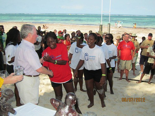 diani beach Touch Rugby Results and Pictures