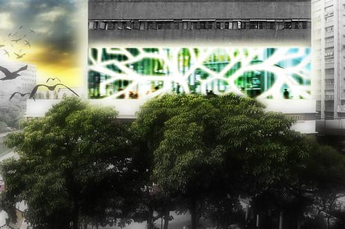 Creative nest l wong chuk hang shl landscape urbanism