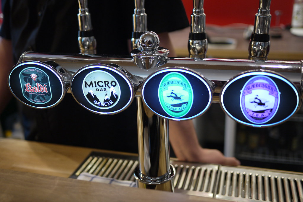 Reykjav k pub guide where to find icelandic craft beer for Where to buy craft beer