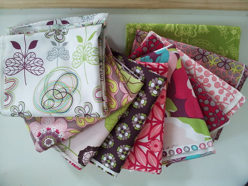 Modernology Fat Quarter Giveaway