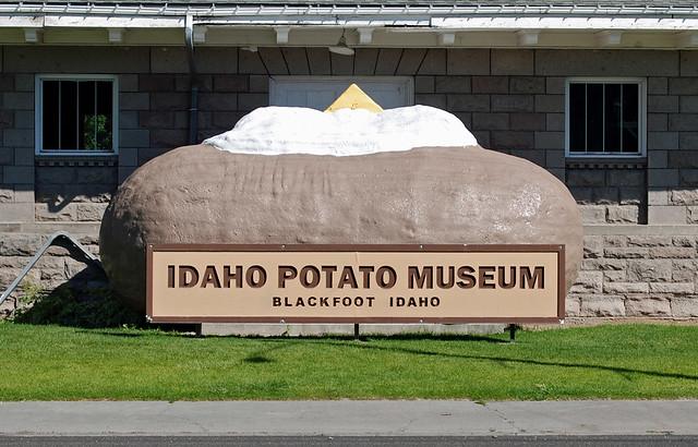 Idaho Potato Museum  Flickr  Photo Sharing
