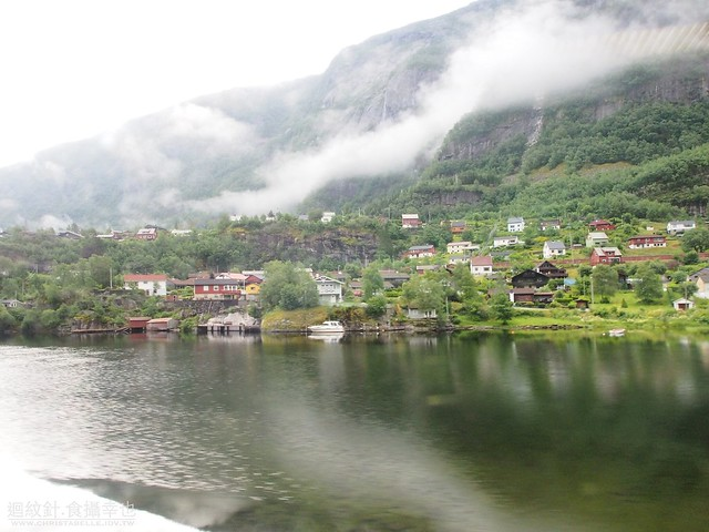 Norway in s Nutshell: Train from Bergen to Voss