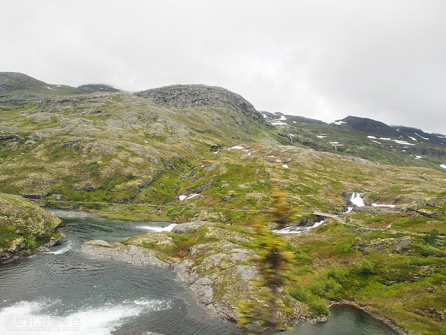 Norway in a Nutshell: Bergen mountain train from Myrdal to Honnefoss