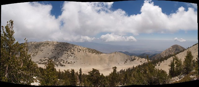 Peak 10997 (Bighorn Mountain), The Tarn, and Peak 10866 (Dragons Head)