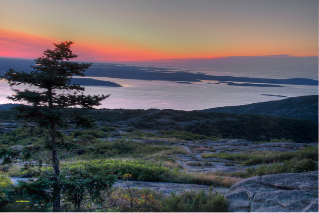 cadillac mountain sunrise 02 sunrise on cadillac mountain. Cars Review. Best American Auto & Cars Review