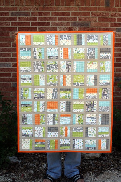 Backyard Baby Mixtape Quilt