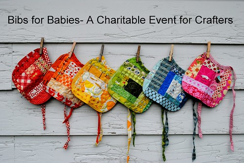 Bibs for Babies- A Charitable Event for Crafters