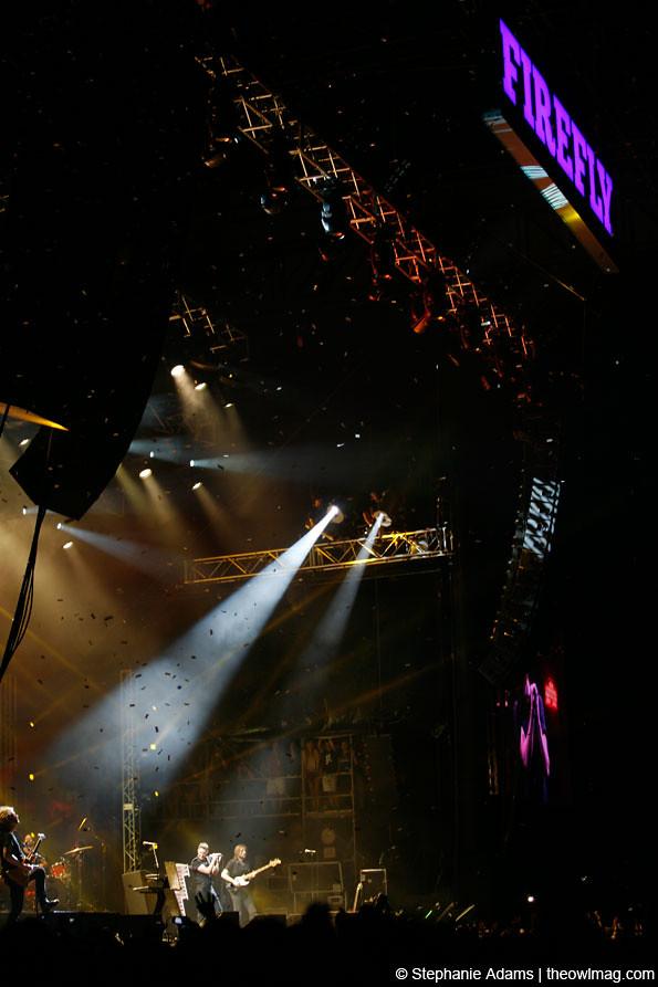 The Killers @ Firefly Music Festival, Dover, DE 7/2012