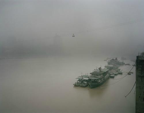 Nadav Kander, Chongqing VIII, Congqing Municipality
