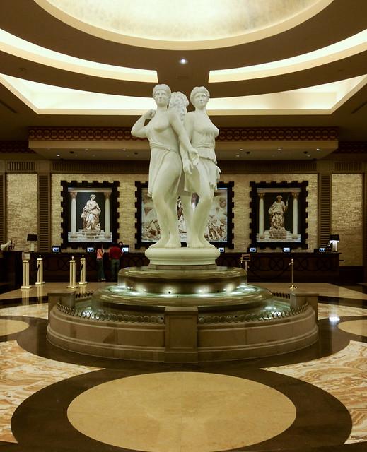 Caesars Windsor Hotel Room Service Menu