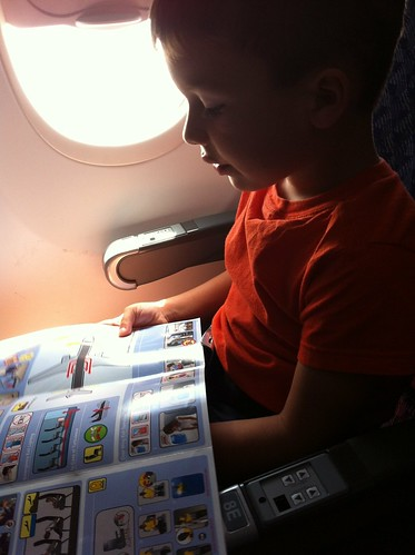 Finn -- the safest passenger ever