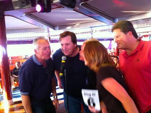 Norwegian Pearl - Sing It If You Know It (Phil, Mike, Carol)