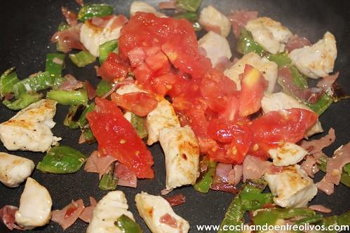 Pollo con pimientos Prodieta (7)