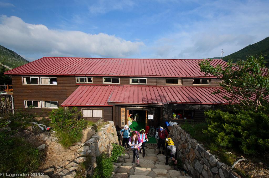 20120729 常念小屋