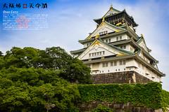 Osaka Castle (大阪城 天守閣)