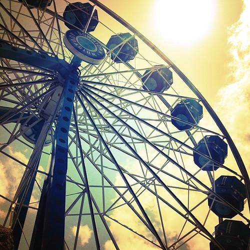 Ferris Wheel shot...